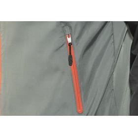 PEARL iZUMi Elite Barrier Convertible Jacket Men Smoked Pearl/Black